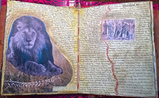 Lion Spread