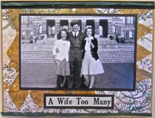 A Wife Too Many