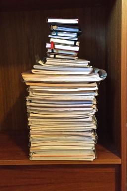 Journals Purged