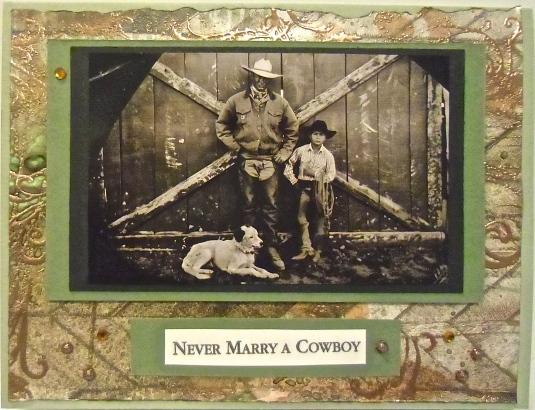 Never Marry a Cowboy 2