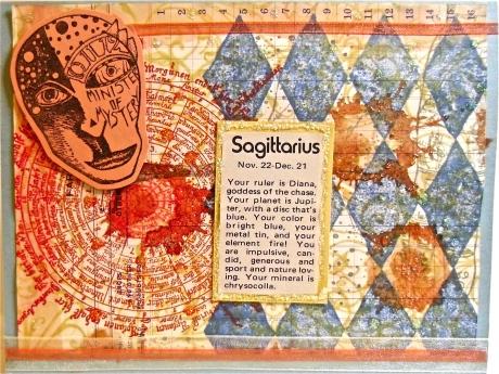 Sagittarius Creature
