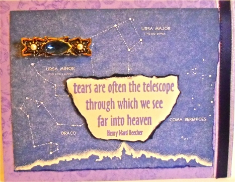 Tears are the Telescope